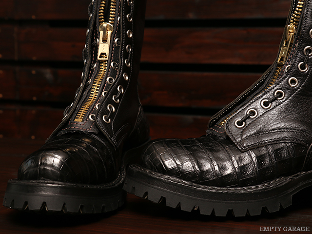 [�ۥ磻��] WHITE'S BOOTS��Smoke Jumper Black Caiman �Υ�˳ס�