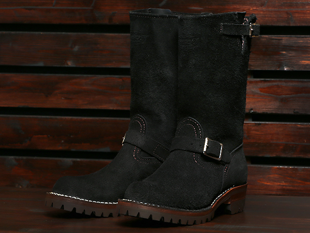 WESCO BOSS Black Rough Out ���������ܥ�