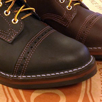 DRESS CAP TOE WESCO