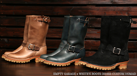 WHITE'S BOOTS NOMAD