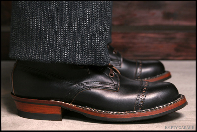 CAP TOE WESCO