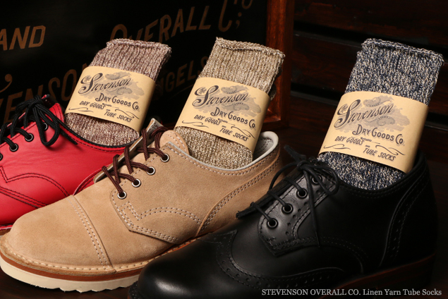 SOC 靴下