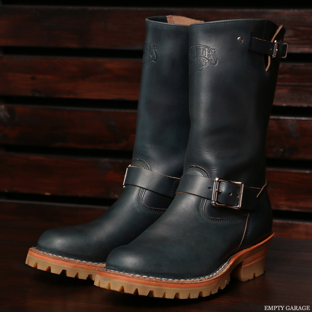 WHITE'S BOOTS NOMAD MB9165 #100H Navy Chromexcel