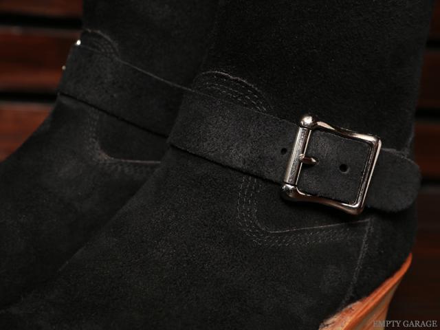 [ホワイツ] WHITE'S BOOTS NOMAD MB9165 #100H Black R/O