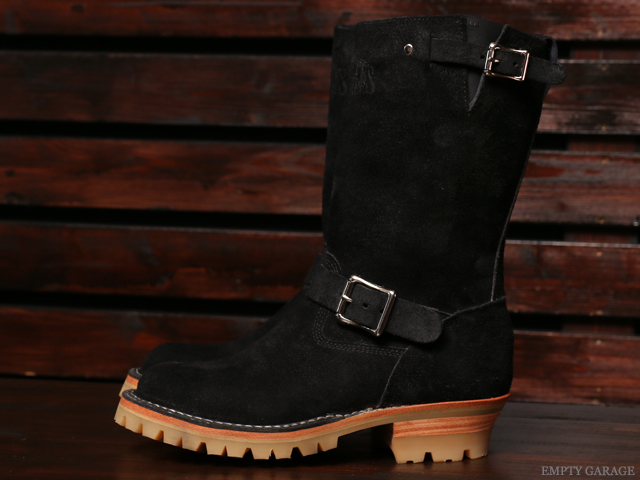 WHITE'S BOOTS NOMAD MB9165 #100H Black R/O