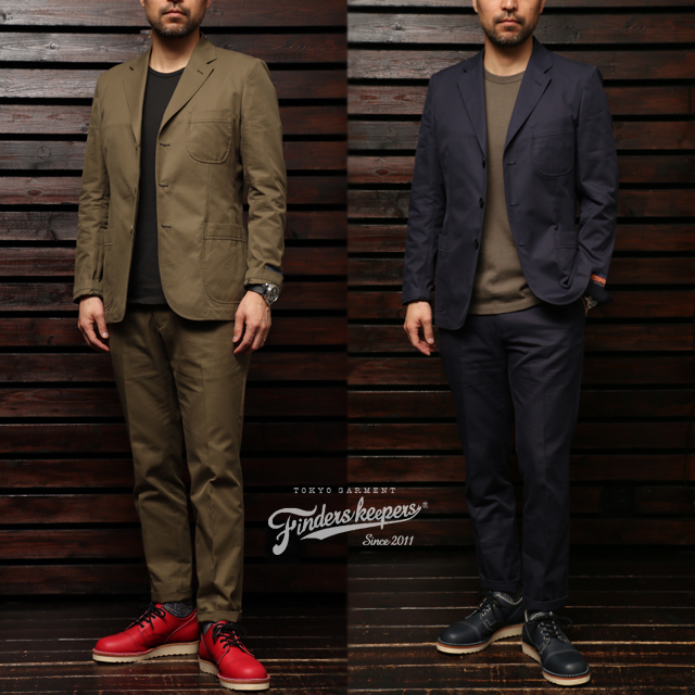 FindersKeepers FK-E.THOMAS 3B JACKET & TROUSERS