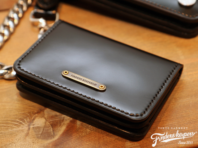 FindersKeepers FK-CARD CASE (CORDOVAN)