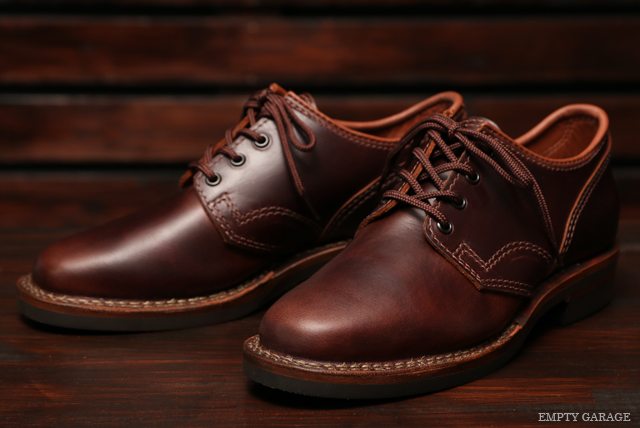 [ウエスコ] WESCO BOOTS J.H. Classics Brown Domain MP Toe