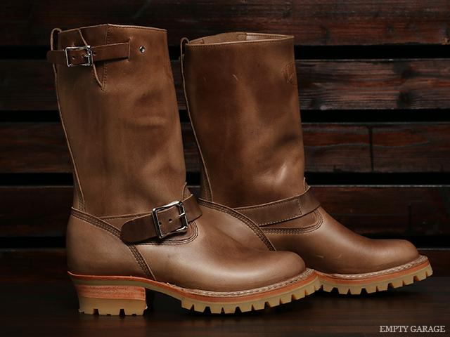 [ホワイツ] WHITE'S BOOTS NOMAD MB9165 #100H Natural Chromexcel