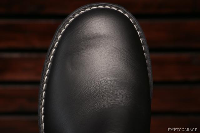 [ウエスコ] WESCO BOOTS THE BOSS w/ Harness Strap Black Tie
