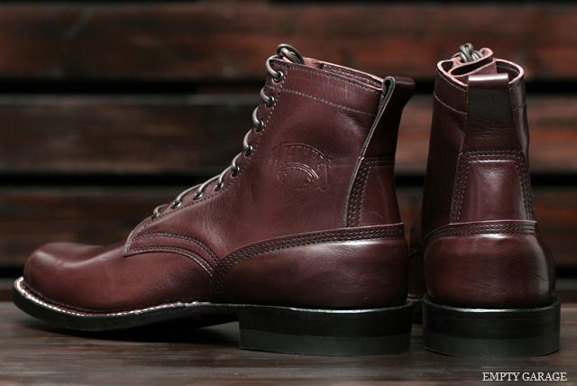 White's Boots Smoke Jumper #55 Semi Dress Last
