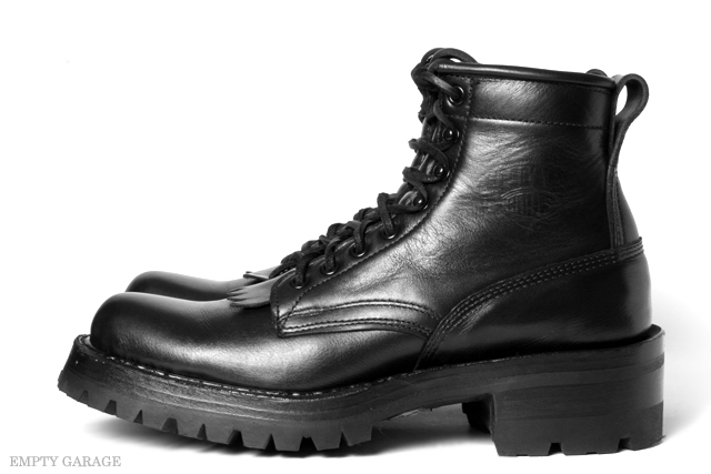 EMPTY GARAGE x WHITE'S BOOTS 2013 新作ブーツ