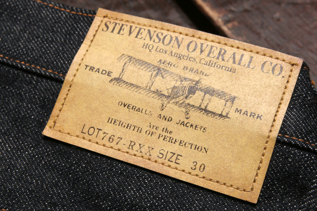 Stevenson Overall Co. Santa Rosa