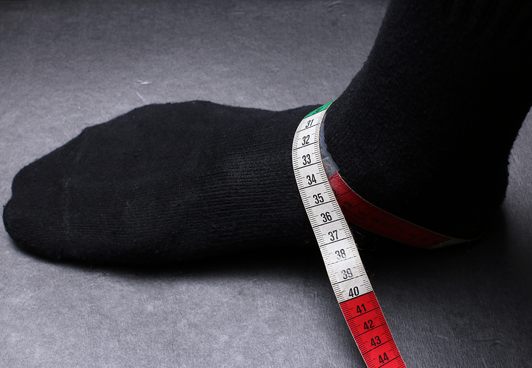 EMPTY GARAGE 足サイズ ブーツサイズ 計測方法 カスタムフィット WESCO WHITE'S ウエスコブーツ ホワイツブーツ
