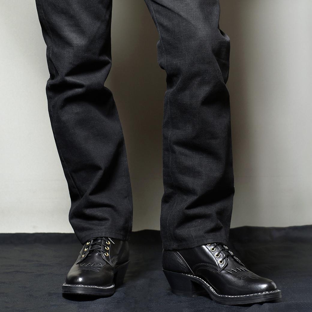 [ホワイツ] WHITE'S BOOTS Packer 695 Last Black バッファロー/ブルハイド
