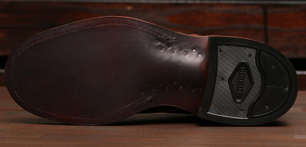 [ホワイツブーツ] WHITE'S BOOTS OXFORD C461 LAST Brown Chromexcel British Tan オックスフォード