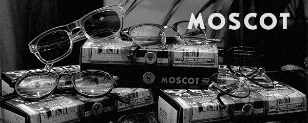 MOSCOT [モスコット] 正規取扱販売店 EMPTY GARAGE