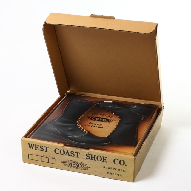 "WESCO 100th Anniversary Book ""Boots that Stand the Gaff"" ウエスコ100周年記念本"