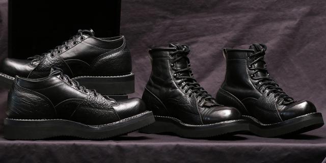 今回、ホワイツブーツにおいて「オックスフォード」「ノースウエスト」「C461木型」3種類のブーツをプロデュースいたしました。