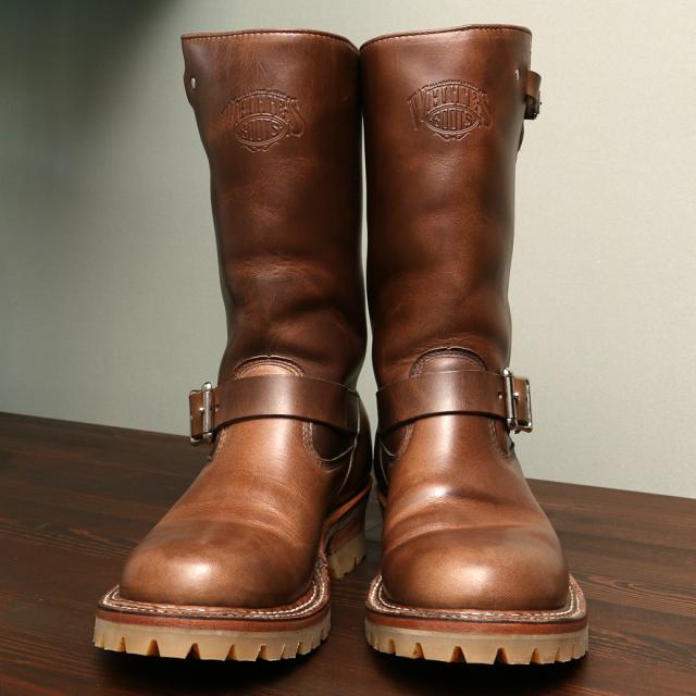[ホワイツ] WHITE'S BOOTS NOMAD MB9165 #100H Natural Chromexcel [受注生産]