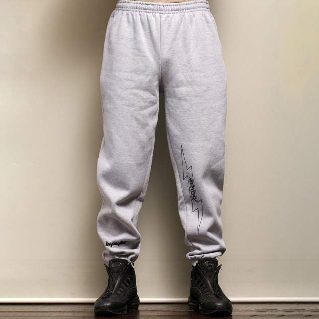 Finderskeepers FK-TRADE MARK TRACK PANTS GRAY