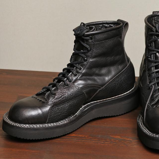 White's Boots Northwest LTT Buffalo/Bullhide ホワイツブーツ カスタムオーダー ノースウエスト バッファロー ブルハイド 断熱材入り