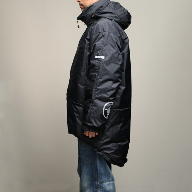NANGA x FindersKeepers FK-PCU MONSTER PARKA White Duck Down モンスターパーカー ナンガ