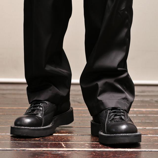 [ホワイツ] WHITE'S BOOTS NORTHWEST 6 LTT BLK バッファロ/ブルハイド シンサレート断熱材ライニング