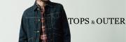 STEVENSON OVERALL CO. 2014AW TOPS