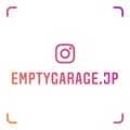 Instagram EMPTY GARAGE